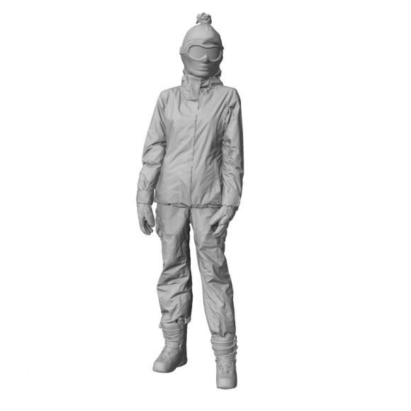 Cloth Mannequine