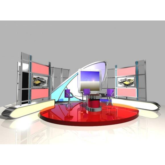 News Studio 005